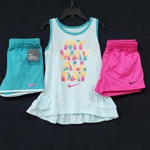 🆕️ Nike short set